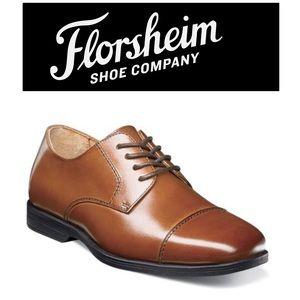 Florsheim size 6 boys dress shoe